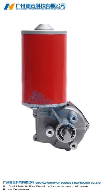 直流电机,使用于输入电压